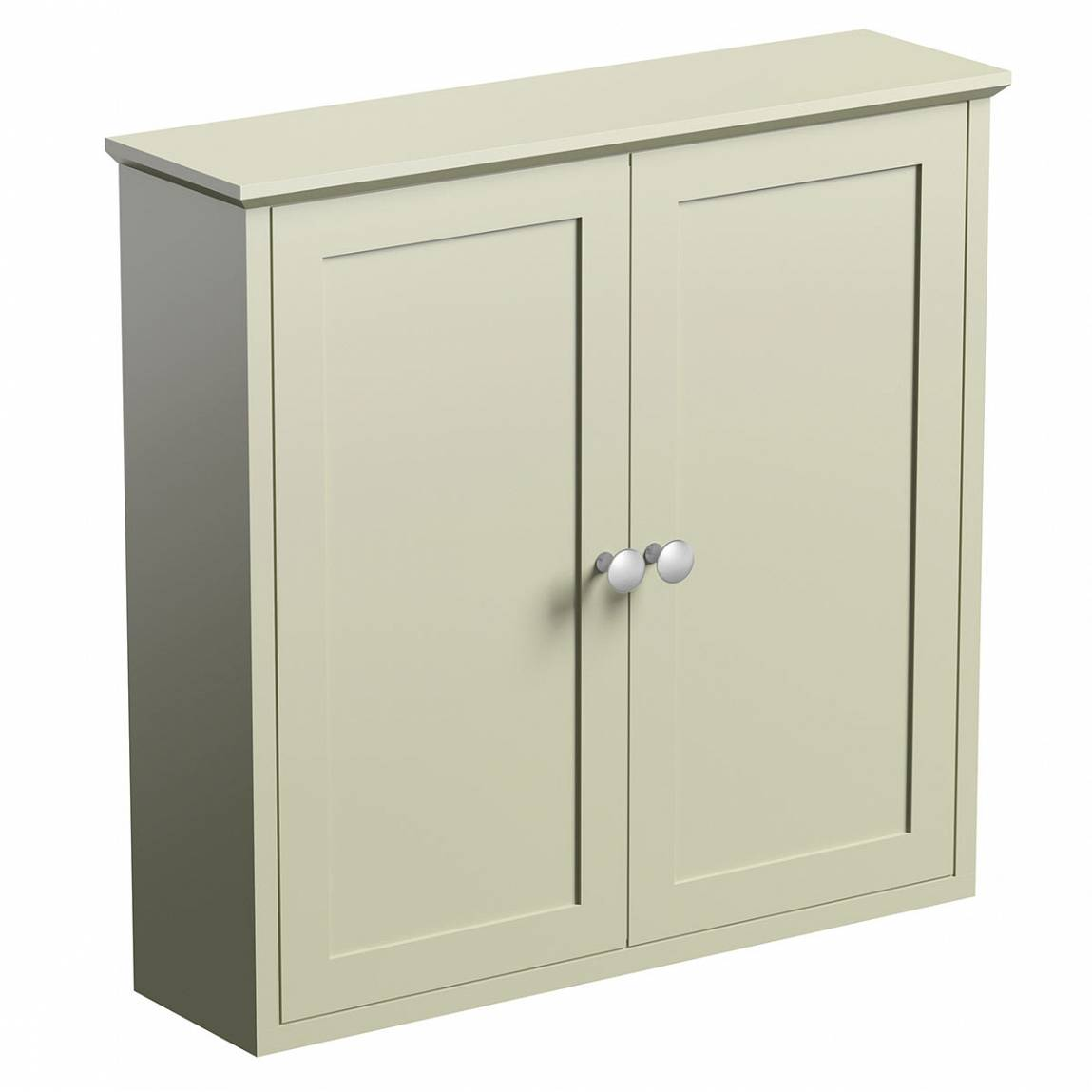 Image of Camberley Sage Wall Mounted Cabinet