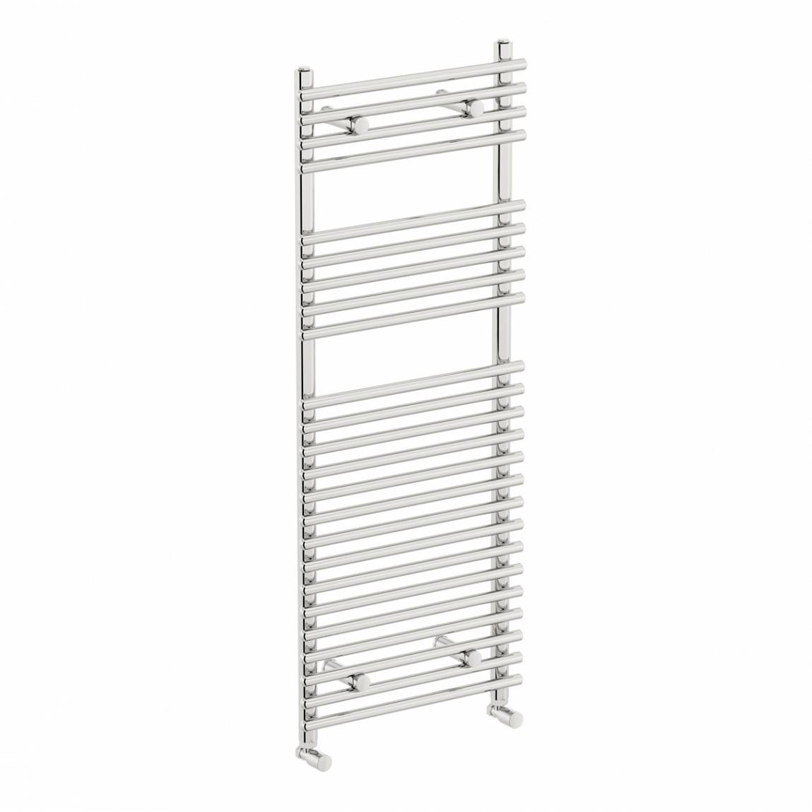 Image of Tubular Heated Towel Rail 1150 x 450