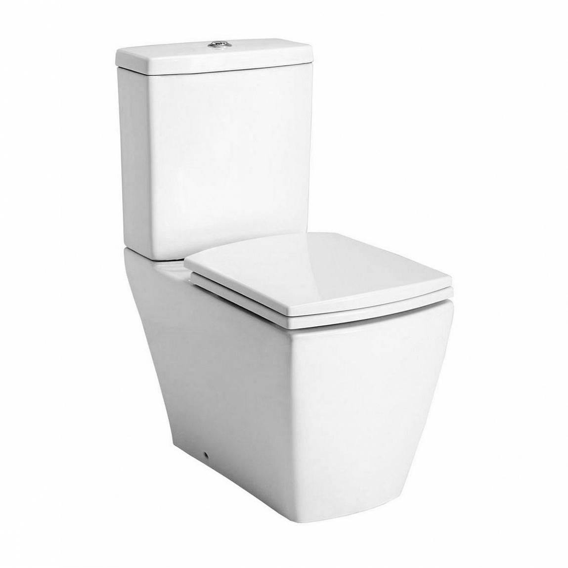 Image of Montreal Close Coupled Toilet inc Seat
