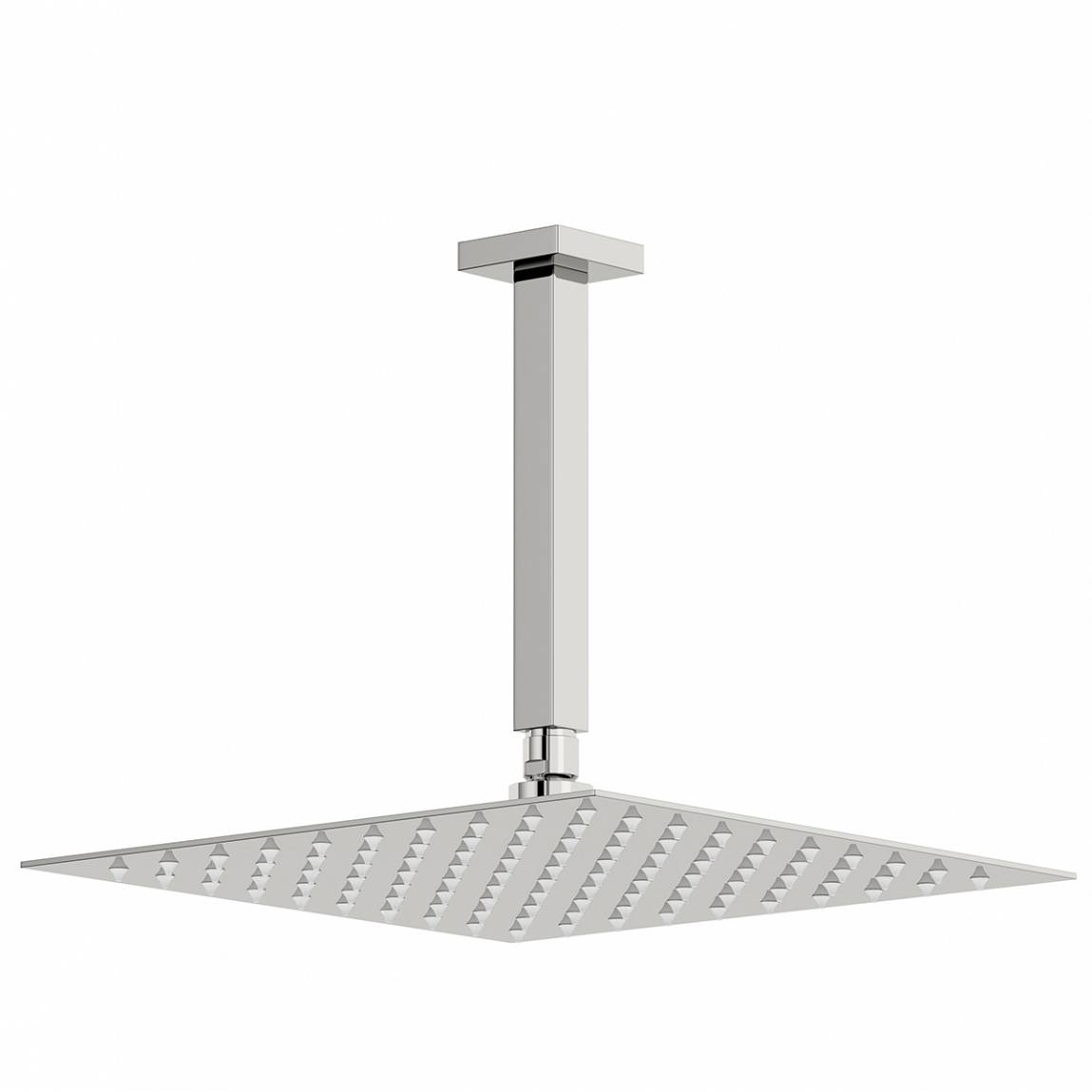 Image of Arcus 300mm Shower Head & Square Ceiling Arm