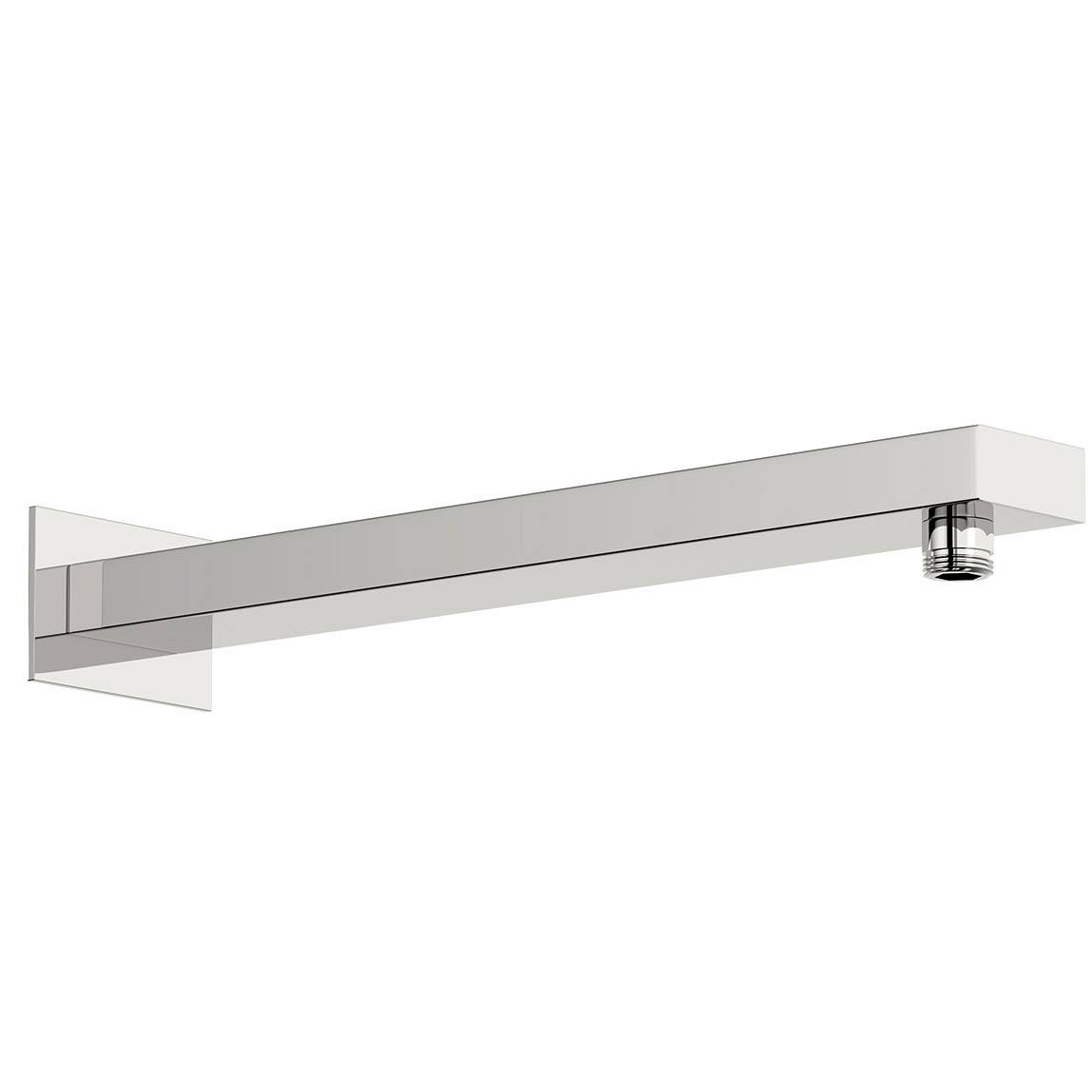 Image of Wall Shower Arm 400mm Rectangular