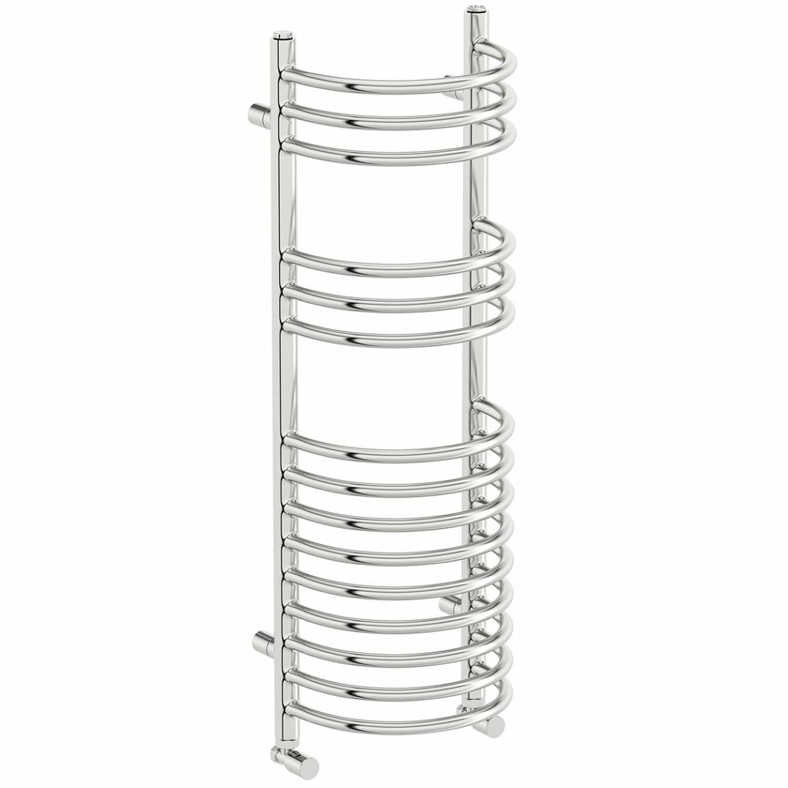 Image of Luna Heated Towel Rail 900 x 320