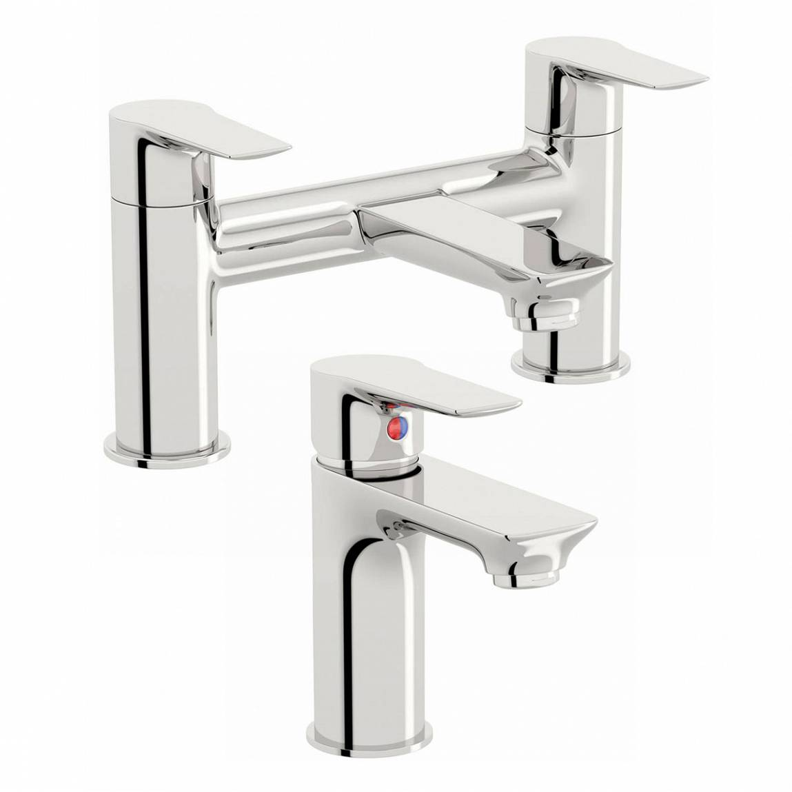 Image of Windermere Basin and Bath Mixer Pack