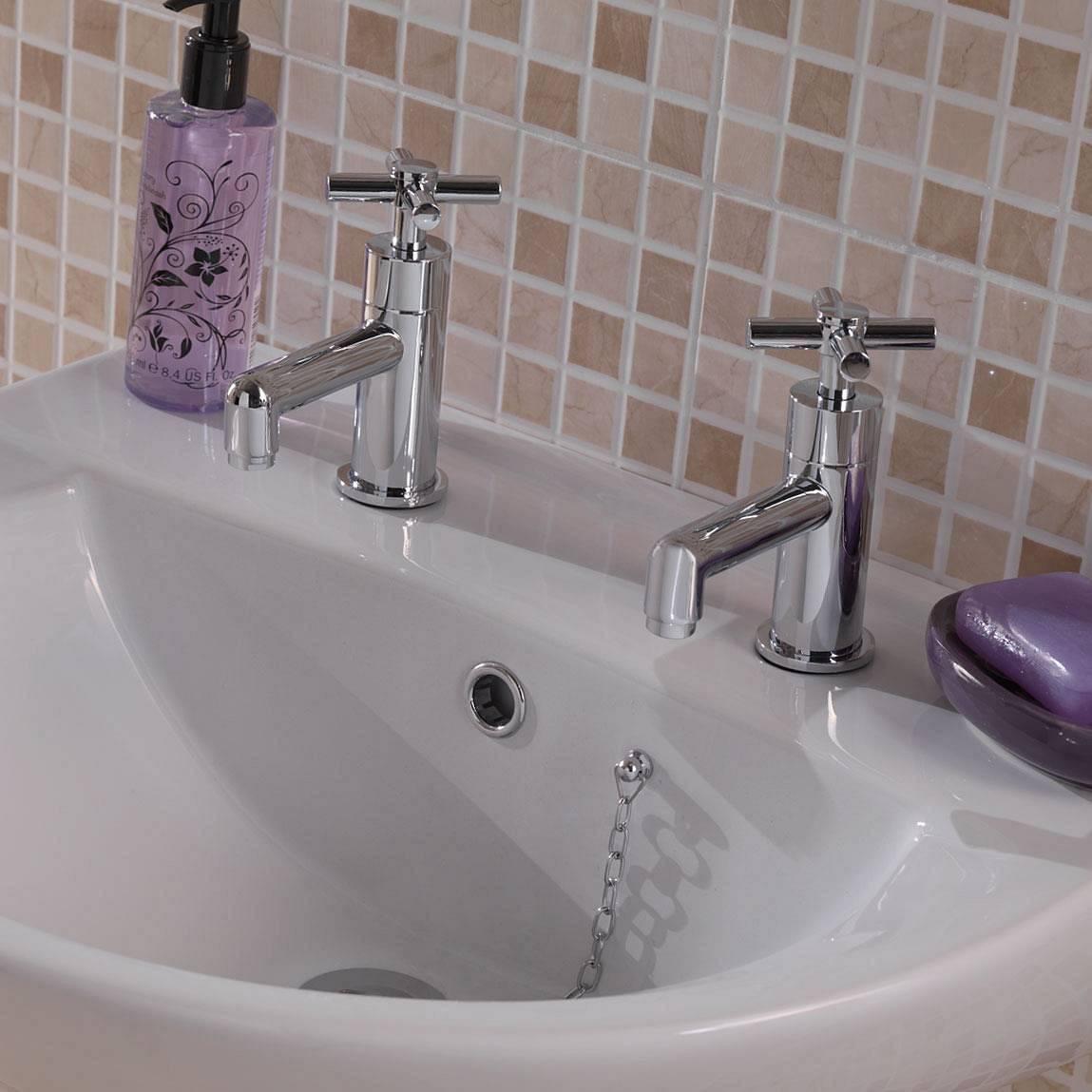 alexa basin tap and bath shower mixer pack