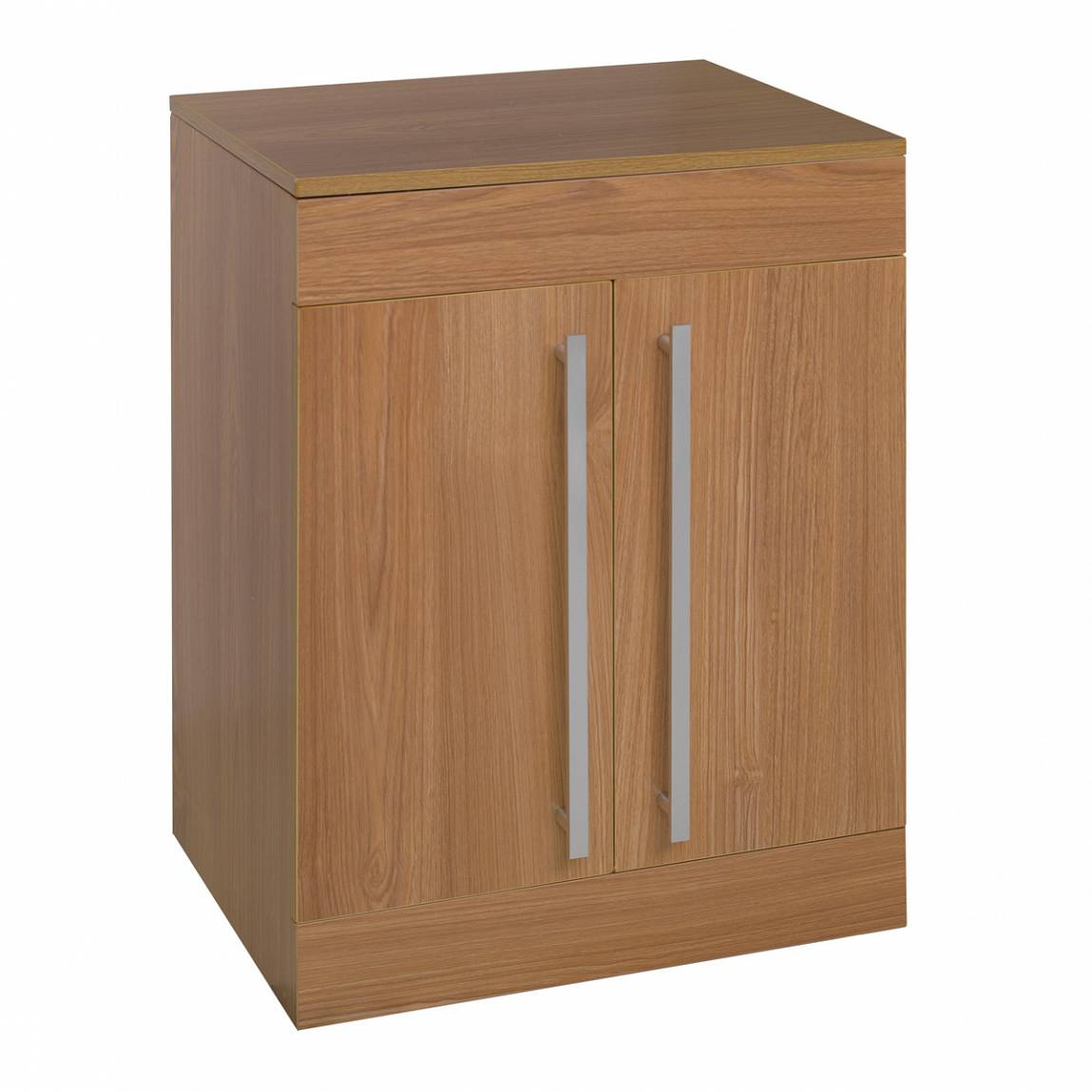 Image of Odessa Oak Floor Mounted 600 Door Unit