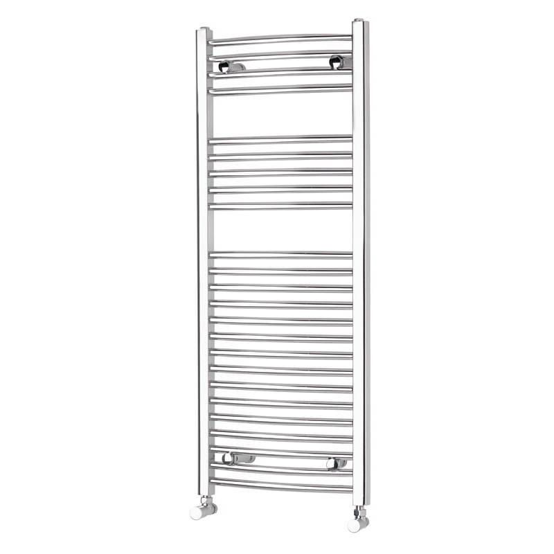 Image of Curved Heated Towel Rail 1150 x 450