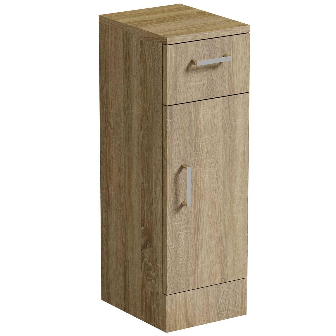 Image of Sienna Oak Storage Unit 300