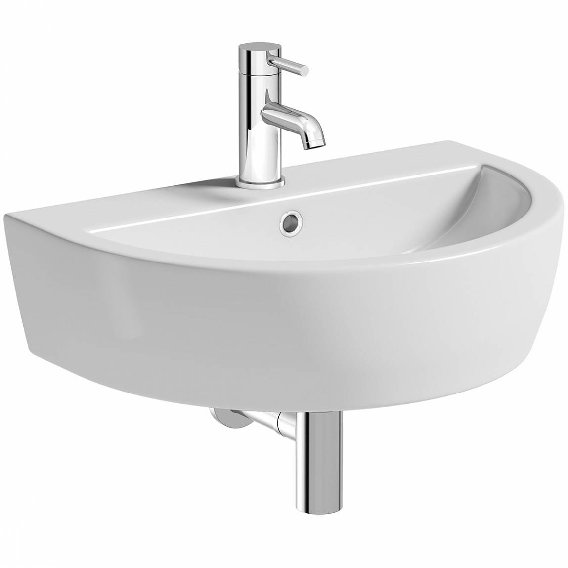 Image of Arc Wall Mounted Basin Large Special Offer