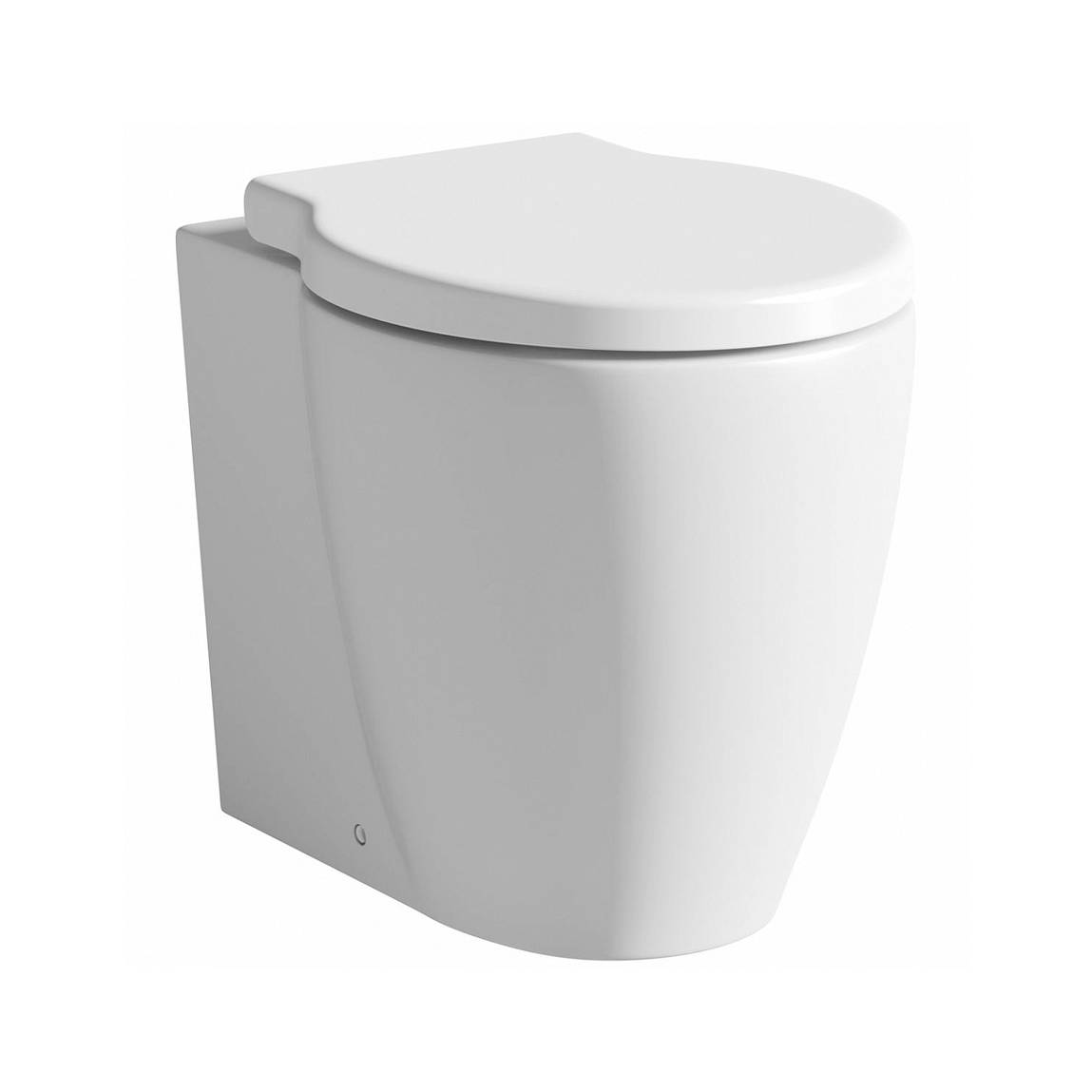 Image of Maine Back to Wall Toilet inc Luxury Soft Close Seat