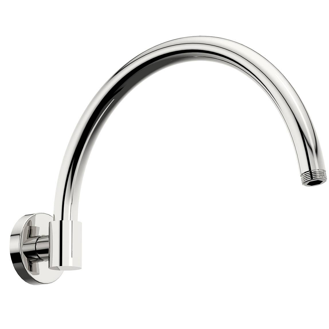 Image of Traditional Wall Shower Arm 310mm