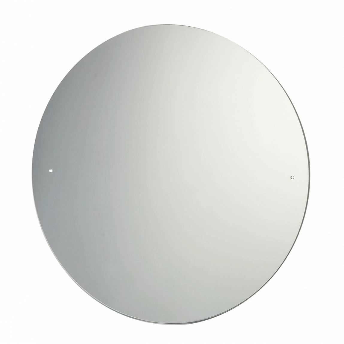 Image of Circular Drilled Mirror Diameter 60cm