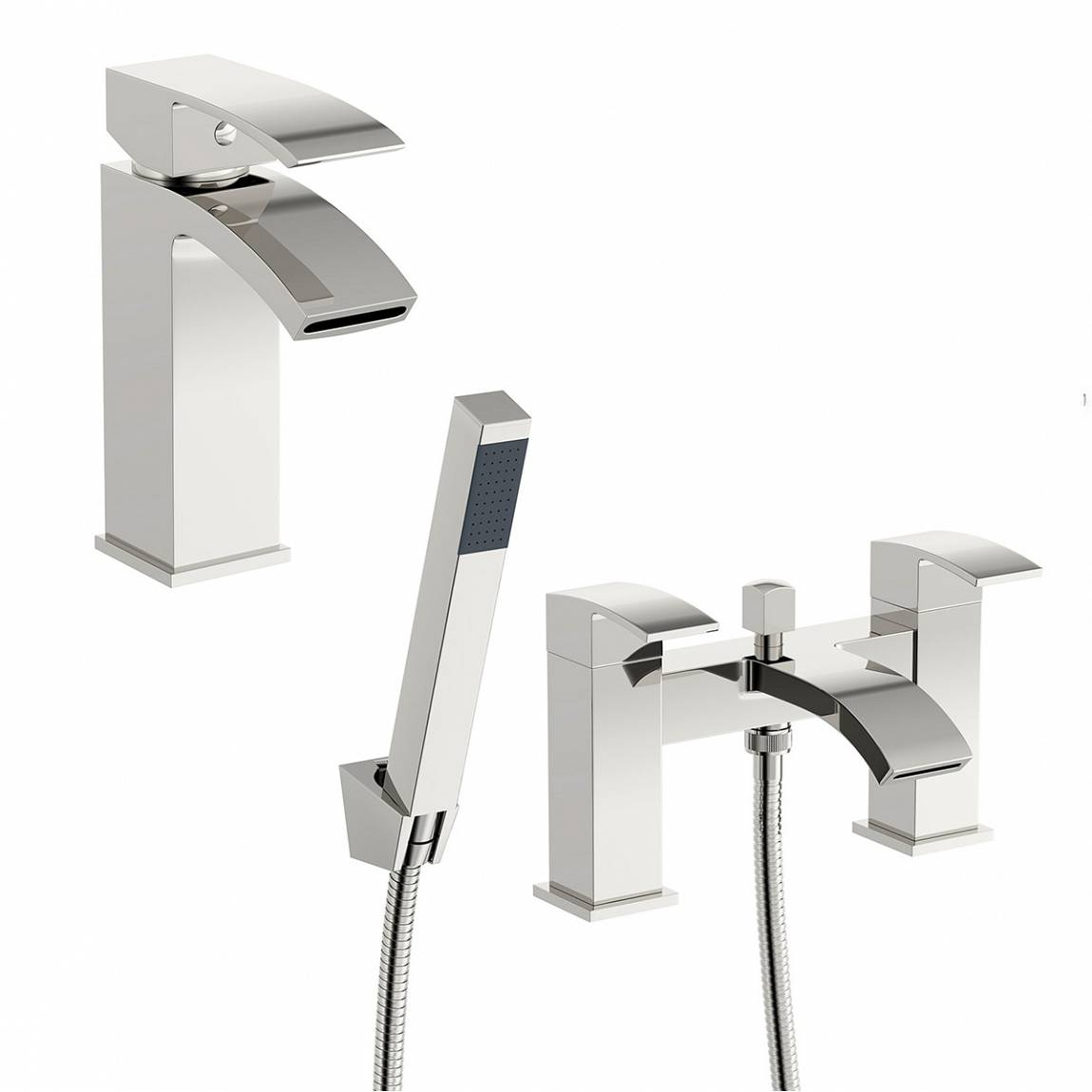 Image of Century Basin and Bath Shower Mixer Pack