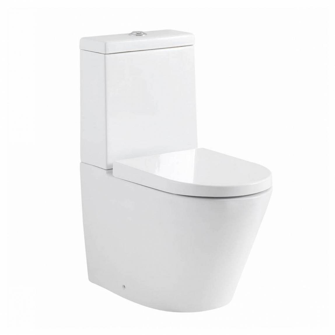 Image of Demar Close Coupled Toilet inc Soft Close Seat