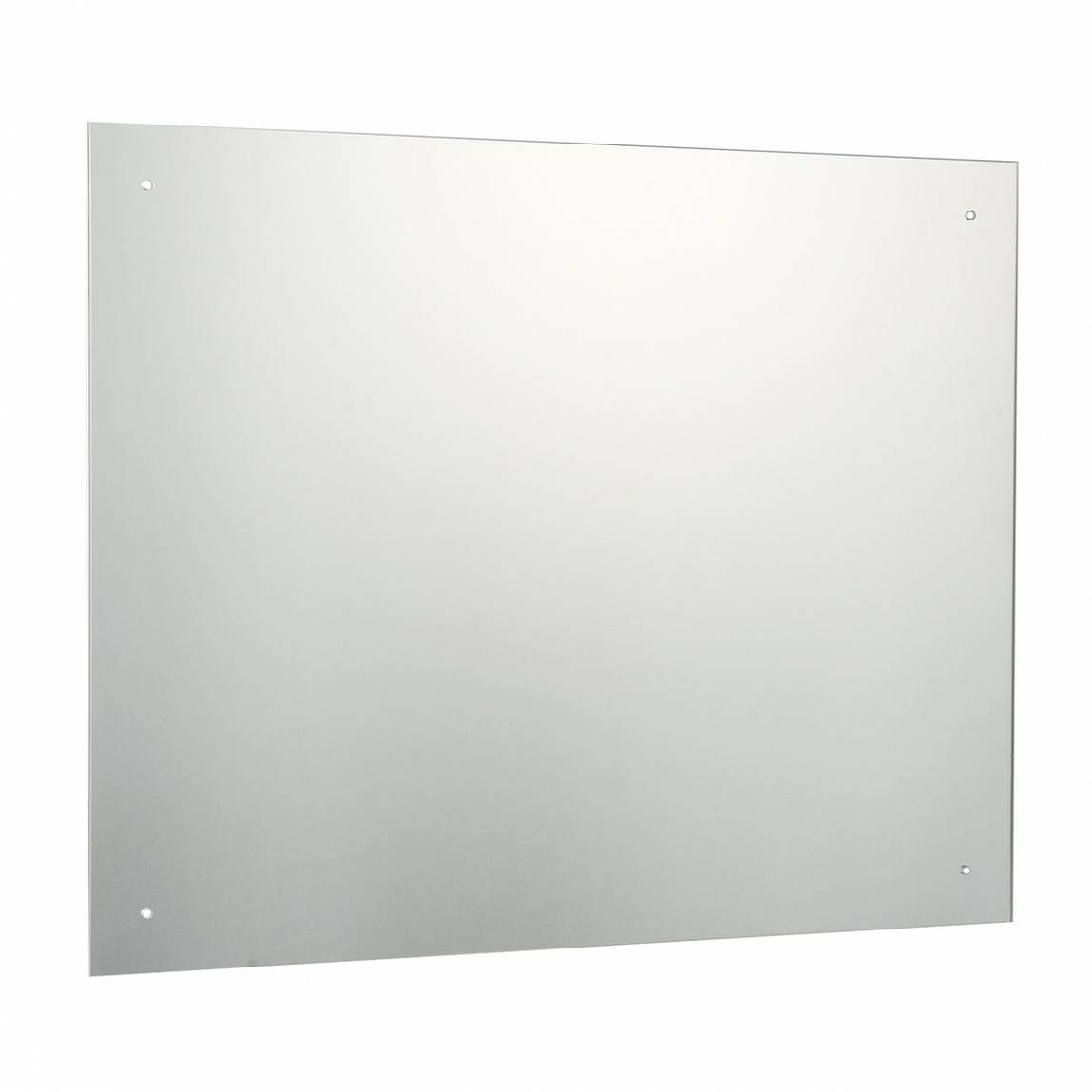 Image of Rectangular Drilled Mirror 50x70cm