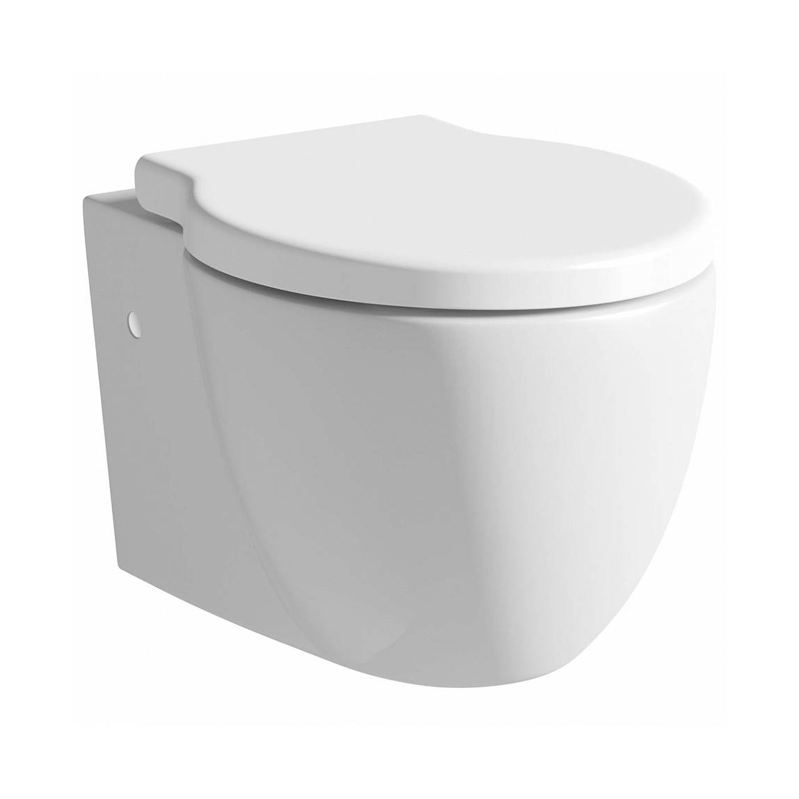 Image of Maine Wall Hung Toilet inc Luxury Soft Close Seat
