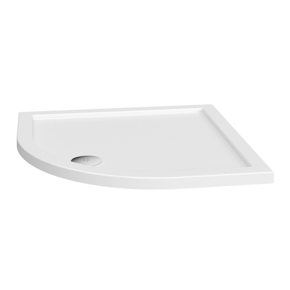 Image of Quadrant Pearlstone Shower Tray 800x800