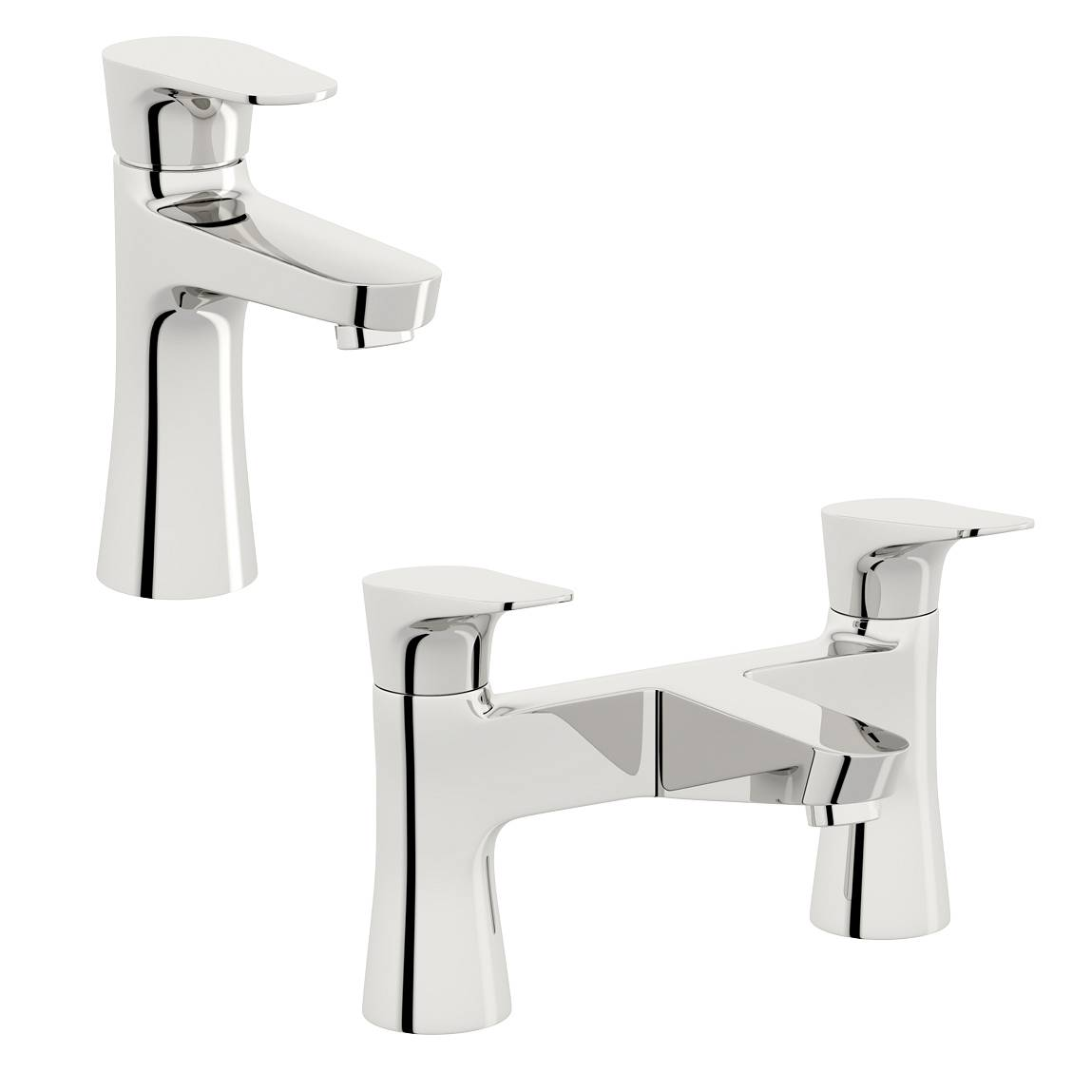 Image of Create Basin and Bath Mixer Pack