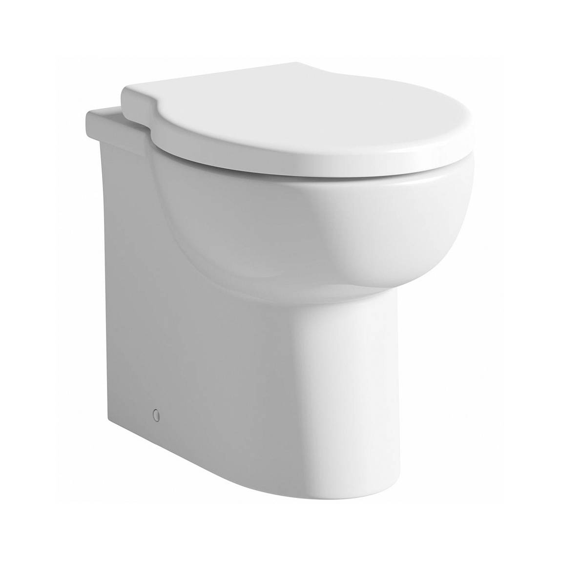 Image of Madison Back to Wall Toilet inc Luxury Soft Close Seat