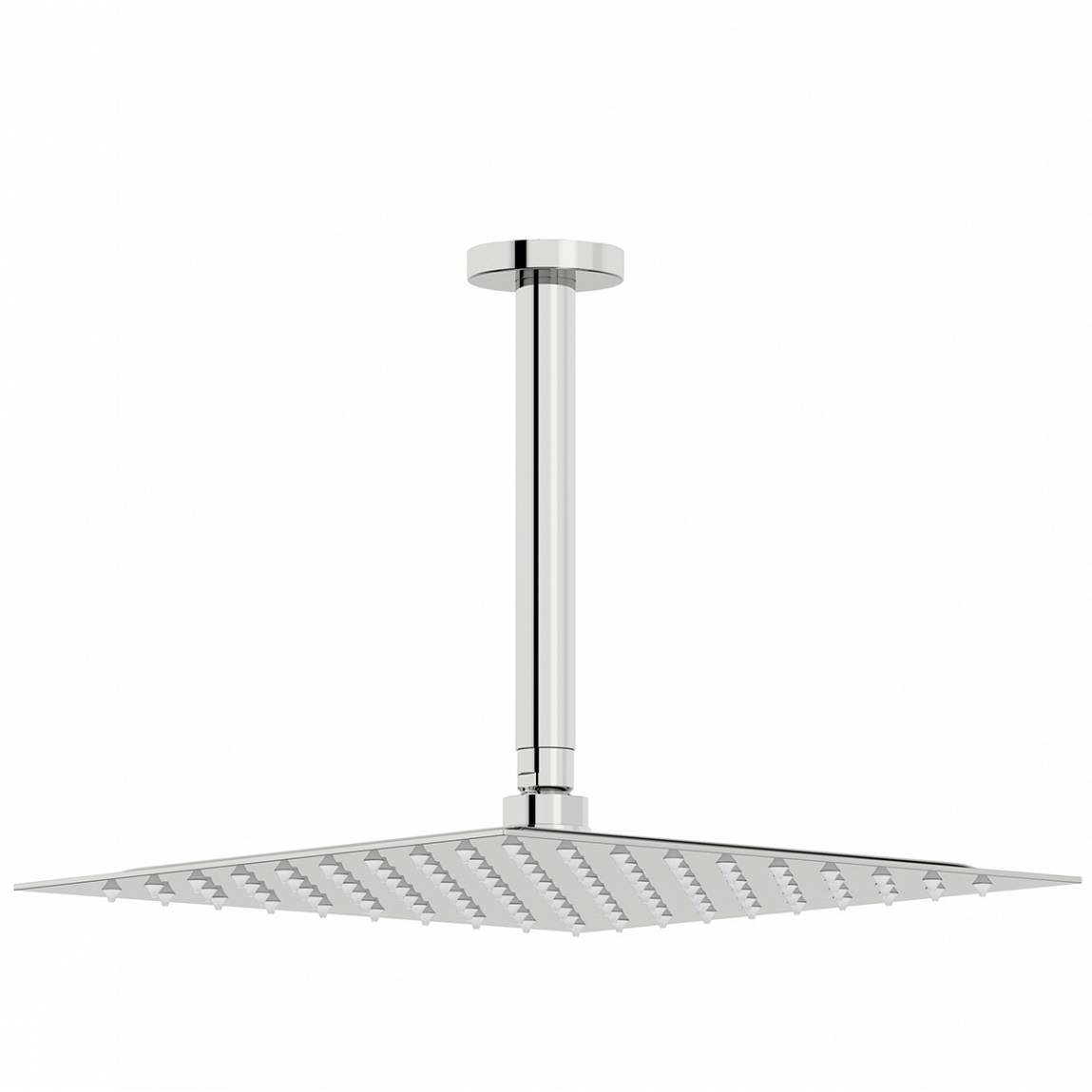 Image of Arcus 300mm Shower Head & Round Ceiling Arm